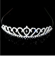 Gorgeous Clear Crystals Bridal Tiara (042012940)