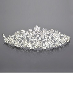 Headpieces (Gorgeous Clear Crystals Wedding Bridal Tiara 042004249)