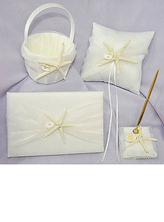 Beach Themed Wedding Collection Set with Starfish and Shell (4 Pieces)(100018034)