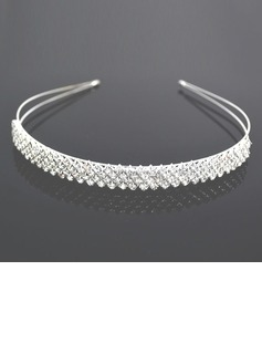 Gorgeous Clear Crystals Wedding Bridal Tiara (042004256)