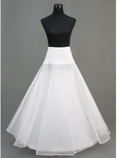 A-Lijn/Prinses Vloerlengte Petticoats met  (037005373)