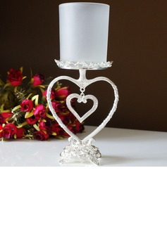Silver Plated Candle Holder Wedding Decoration