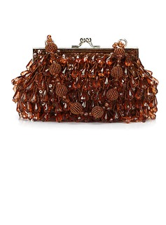 Unique Acrylic with Drops Evening Handbag/Clutches(More Colors) (012025208)