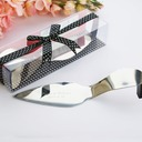 Personalized High Heel Design Stainless Steel Cake Server