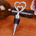 """""""Deux coeurs valent mieux qu'un"""" Bouchons de bouteille (052013734)"""