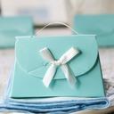 Momento Romántico Forma Cajas de regalos con Cintas (Juego de 12) (050017523)