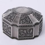 personalisé Conception Florale En alliage de zinc Porteurs de bijoux