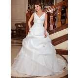 Ball-Gown Wedding Dress (002012799)