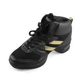 Femmes Vrai cuir Tennis Pratique Chaussures de danse