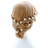 Fashion Alloy Hairpins (Set of 2)