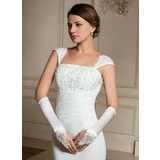 Spandex Elbow Length Party/Fashion Gloves/Bridal Gloves
