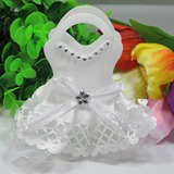 Wedding Dress Design Favor Bag - Set of 12 (050025884)