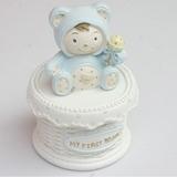 Lovely Resin Ladies' Jewelry Box