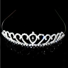 Upea Clear Crystals Bridal Tiara (042012940)