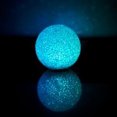 Changement de Couleur Boule Éclairage LED (lot de 4)