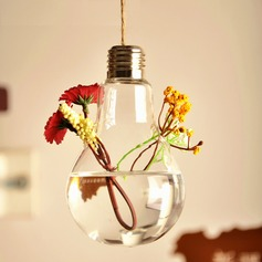Pendaison Ampoule Verre Vase