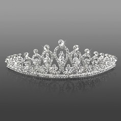 Gorgeous Rhinestones Wedding Tiara/ Headpiece (042009727)