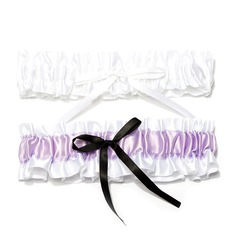 2-Piece Satin Wedding Garters