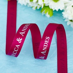 Personalized High Quality Satin Ribbon (91 Meters/ More Colors)