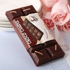 Chocolate Bar Candle Favor(096017616)