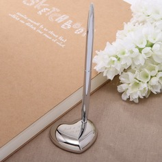 Personalized Heart design Zinc Alloy Pen Set