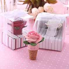 Rose Topper flaske Stopper(set of 4) (052024729)