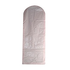 1 stk Åndbart Wedding Brude Garment Bag (035024122)
