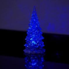 Changement de Couleur Design arbre Éclairage LED (lot de 4)