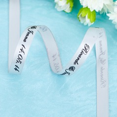 Personalized Artistical Satin Ribbon