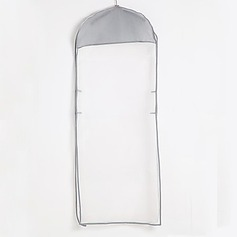 Gorgeous Two Layers Waterproof Cotton / Tulle Gown Length Garment Bag(035024133)