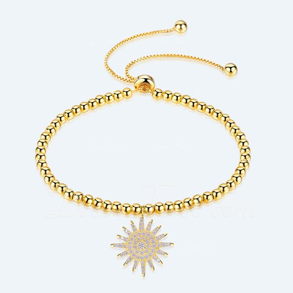 Cadena de enlace Bracelets De Charme Bracelets Bolo -