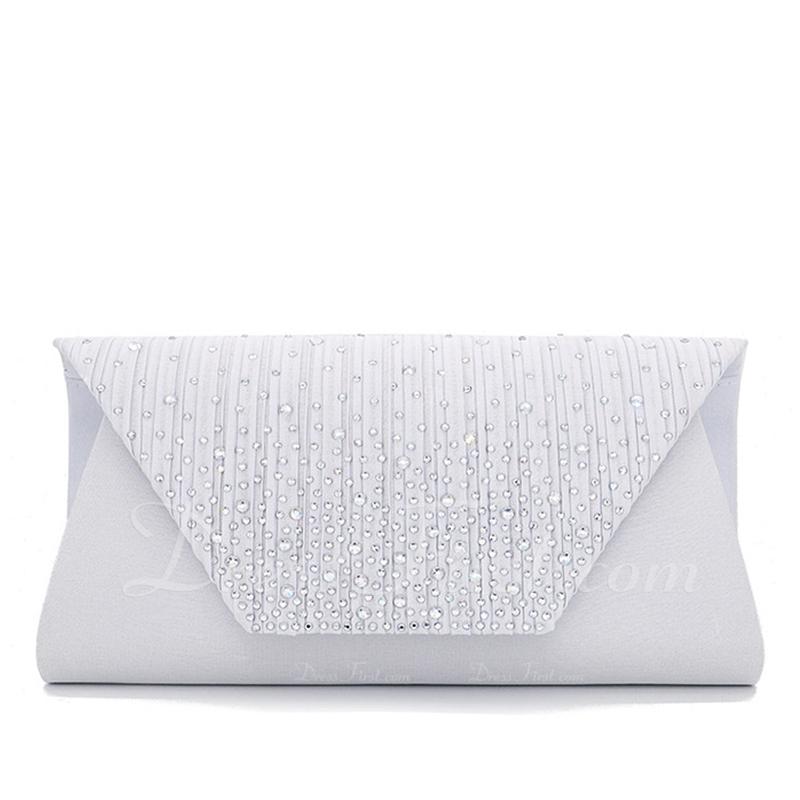 Elegant/Pretty/Bright Satin Clutches/Evening Bags