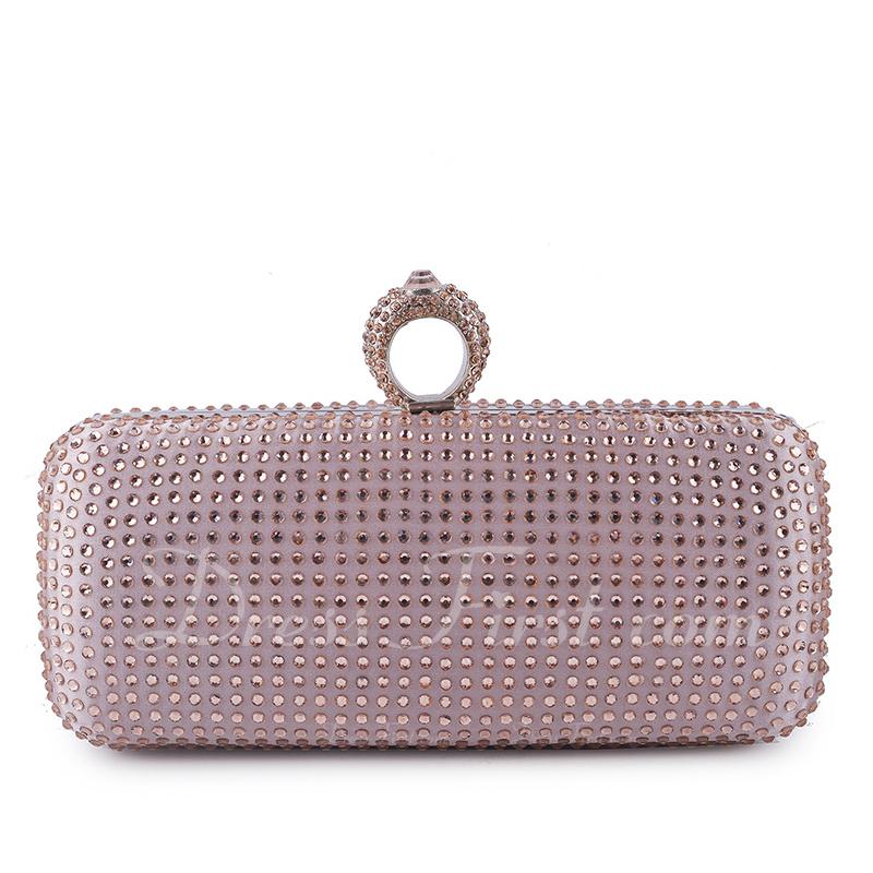 Elegant/Gorgeous/Pretty Silk Clutches/Satchel/Evening Bags