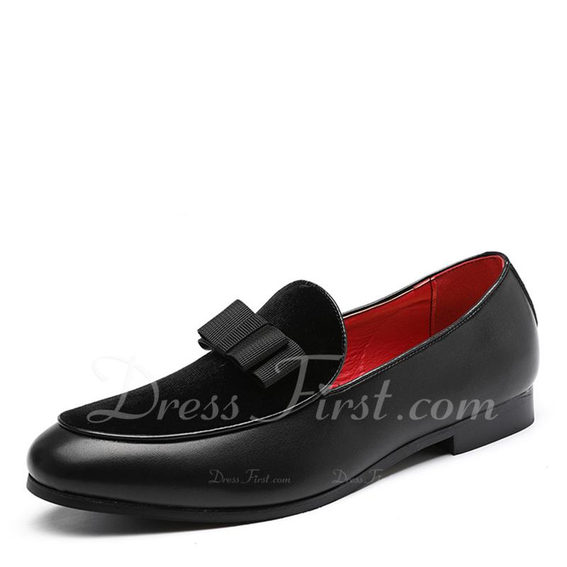 男性用 スエード カジュアル Men's Loafers