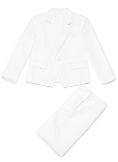 Ragazzi 2 Pezzi Solido Abiti per Paggetti /Page Boy Suits con Giacca Pantaloni
