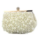Elegant Pearl Clutches/Wristlets/Bridal Purse/Evening Bags