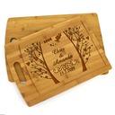 新郎ギフト - 個別の クラシック 木製 まな板