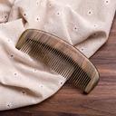 花嫁のギフト - 個別の クラシック 木製 木製の髪の櫛