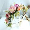 Damer Spesielle Silke blomst Pannebånd