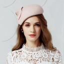 Dames Élégante Coton Chapeaux de type fascinator