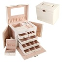 Bride Gifts - Wooden Jewelry Box (Sold in a single piece) (255170424)