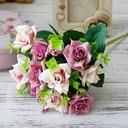 ニース フリーフォーム シルクフラワー デコレーション/結婚式のテーブルの花 -