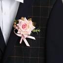 Klasyczny Dowolna forma Material Zestawy kwiatowe - Nadgarstek stanik/Tuxedo