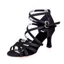 Femmes Pailletes scintillantes Sandales Latin Chaussures de danse