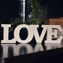 Simple/Style Classique/Conception d'amour Charmant/Élégante PVC Ornements de mariage