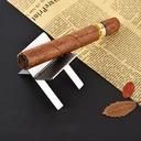 Cadeaux Pour Garçons D'honneur - Moderne Acier Inoxydable Porte-cigare (258183161)