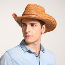 De los hombres Estilo clásico/Simple Papiro Sombrero de fieltro/Sombrero de Panamá