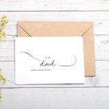 Bride Gaver - Classic papir Bryllupsdagskort