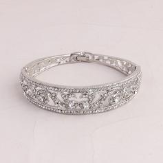 Vintage Rhinestones Ladies' Bracelets
