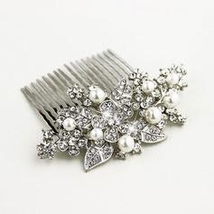 Filles Style Classique Alliage/De faux pearl/Soie artificielle Des peignes et barrettes